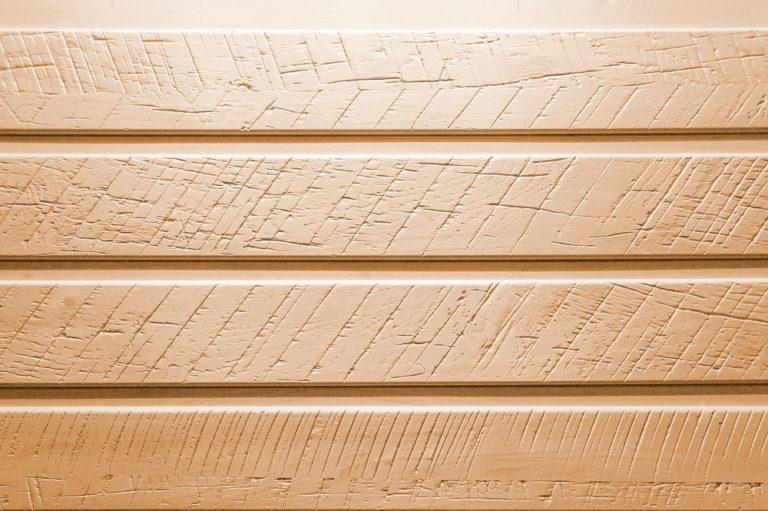 Raggy Wood Sauna Cross Line